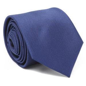 Галстук синий Patrikman